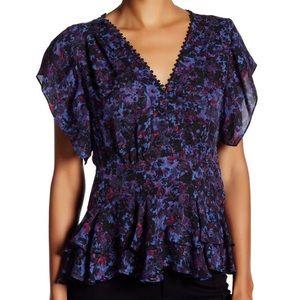 Rebecca Taylor Rhapsody blouse